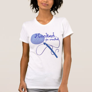 Hooked on Crochet T-Shirt
