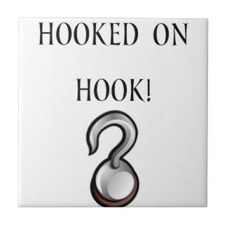 Hooked on Hook Ceramic Tile