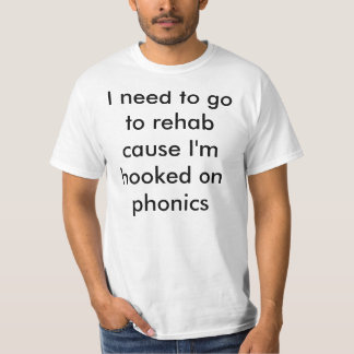 hooked on phonics 3 T-Shirt