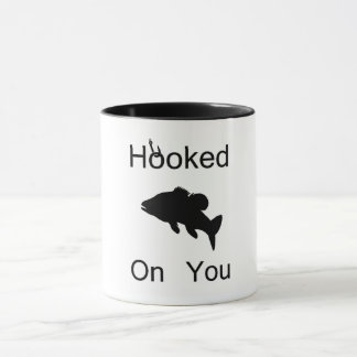 Hooked On You Mug