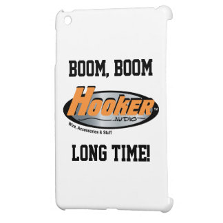 Hooker Audio Merchandise Cover For The iPad Mini
