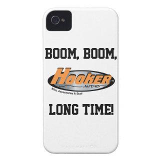 Hooker Audio Merchandise iPhone 4 Covers