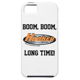Hooker Audio Merchandise iPhone 5 Cases