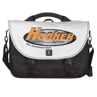 Hooker Audio Merchandise Laptop Bags