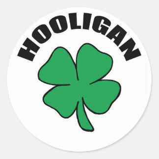 Hooligan Gift Sticker