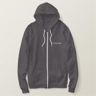 Hooligans Embroidered Hoodie