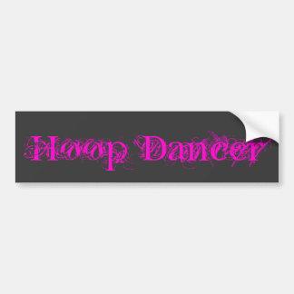 Hoop Dancer Bumper Sticker