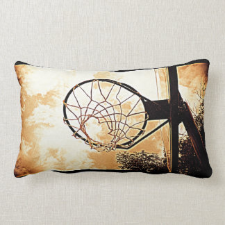 Hoop Dreamin' Throw Cushions