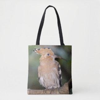 Hoopoe All Over Print Bag
