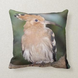 Hoopoe Pillow