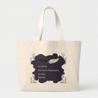 HOOPONOPONO SPIRITS, CUSTOMIZABLE PRODUCTS CANVAS BAG