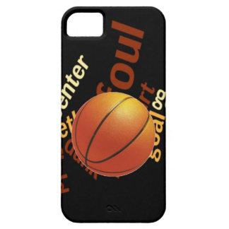 Hoops Basketball Sport Fanatics.jpg iPhone 5 Cover