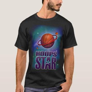 Hoops Star Basketball T-Shirt