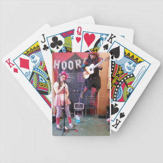 Hooray Bicycle Playing Cards