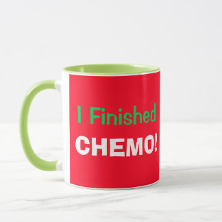 Hooray I Finished Chemo! Mug