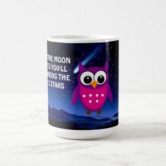 HOOT  for the Moon Mug