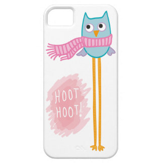 'Hoot Hoot!' Owl iPhone 5/5s Cover
