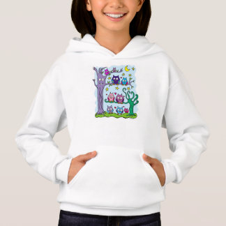 Hoot! Hoot! These owls are the cutest - Hoodie