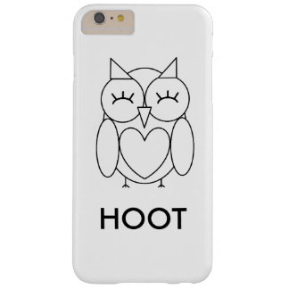 Hoot iPhone 6 Case Barely There iPhone 6 Plus Case