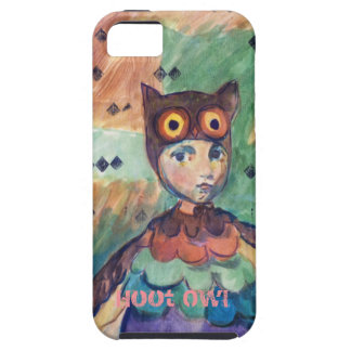 Hoot Owl iPhone 5 Cover