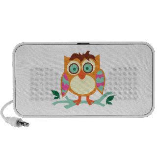 Hoot Owl Mini Speakers