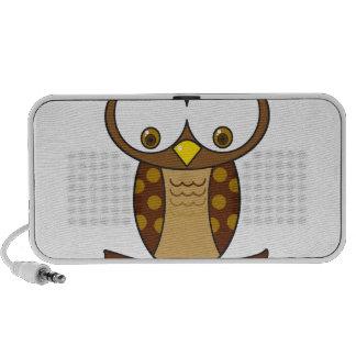 Hoot Owl Speakers