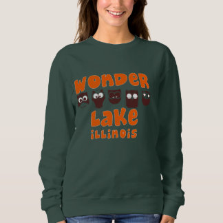 Hoot Owl Women's Basic Sweatshirt