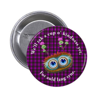 Hoots Toots Haggis. Auld Lang Syne. Button