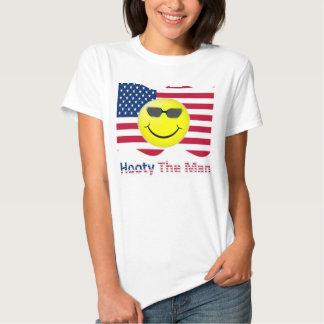 Hooty The Man Ladies Baby Doll  Shirts