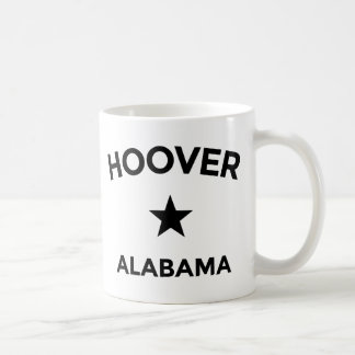 Hoover Alabama Mug Basic White Mug