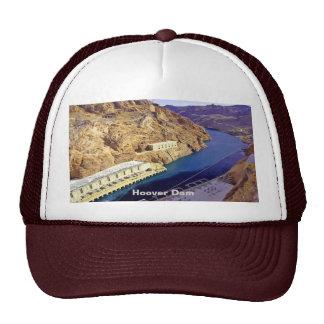 Hoover Dam in Arizona Hats