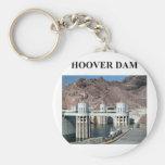 hoover dam keychain