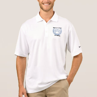 Hooves 2 Paws Men's Polo