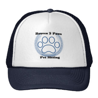 Hooves 2 Paws Trucker Hat