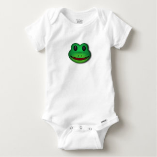Hop on over to check out this Frog Design Baby Onesie