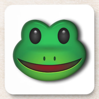 Hop on over to check out this Frog Design Coaster