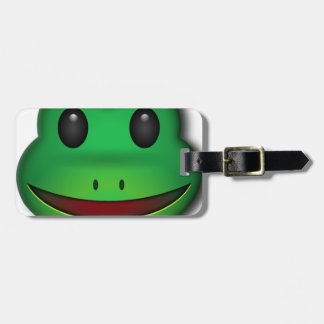 Hop on over to check out this Frog Design Luggage Tag
