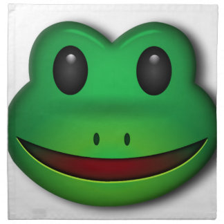 Hop on over to check out this Frog Design Napkin