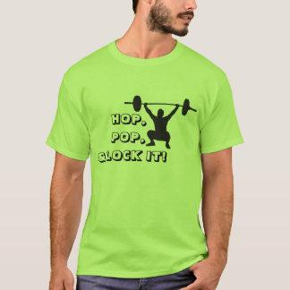 Hop, Pop, & Lock It! T-Shirt