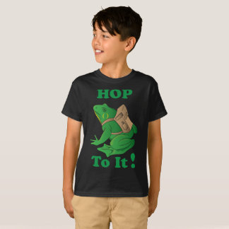Hop to it Tshirt