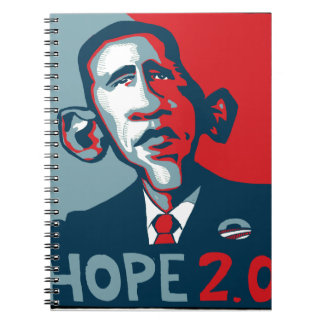 HOPE 2.0 SPIRAL NOTE BOOK