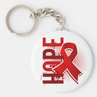 Hope 2 AIDS Keychains