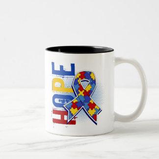 Hope 2 Autism Mug