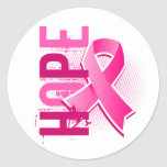 Hope 2 Breast Cancer Sticker