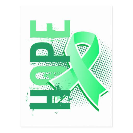 Hope 2 Celiac Disease Postcard