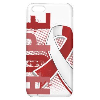 Hope 2 Head And Neck Cancer iPhone 5C Case