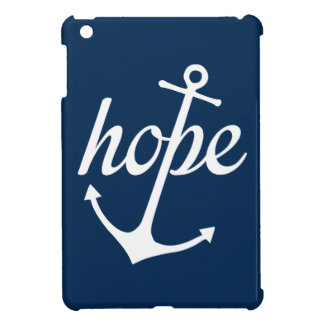 Hope Anchors The Soul (Hebrews 6:19) Case For The iPad Mini