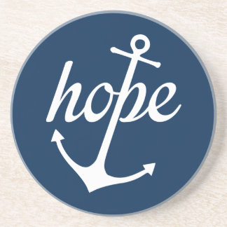 Hope Anchors The Soul (Hebrews 6:19) Coaster