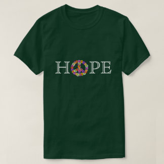 Hope and Peace Tees