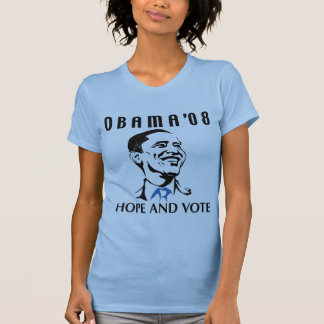 Hope and Vote T-Shirt